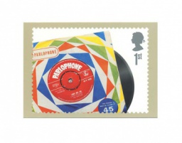 The Beatles «45 rpm single». Изд. Royal Mail Group. Эдинбург, Великобритания 2007 г.