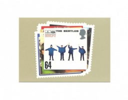 The Beatles «Help!». Изд. Royal Mail Group. Эдинбург, Великобритания 2007 г.