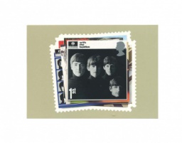 The Beatles «With The Beatles». Изд. Royal Mail Group. Эдинбург, Великобритания 2007 г.
