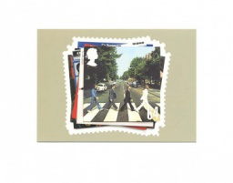 The Beatles «Abbey Road». Изд. Royal Mail Group. Эдинбург, Великобритания 2007 г.
