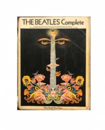 Ноты. The BEATLES Complete. Piano vocal/Easy Organ. Изд. All music. Англия